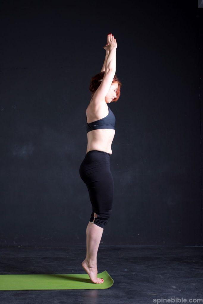 Асаны йоги с учетом КПП