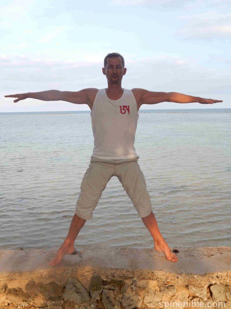 Асана йоги. Тадасана