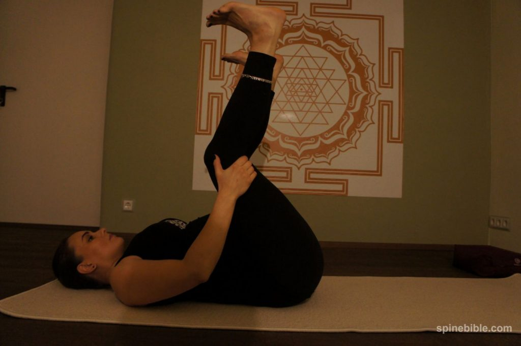 йога для беременных с учетом корректного подхода к позвоночнику