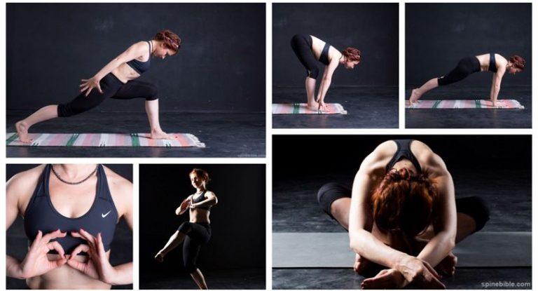 Асаны йоги с учетом КПП — Наталья Поперечная