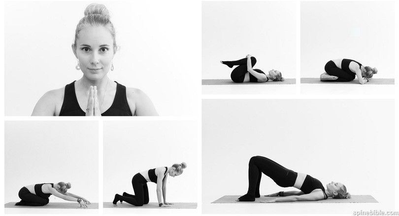 Женская йога с учетом КПП