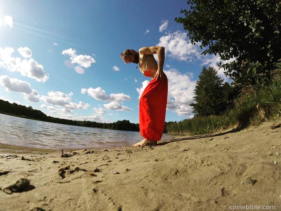 Практики йоги. Махабандха.