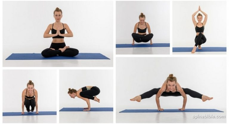 Асаны йоги с учетом КПП  — Алёна Антонова (84 фото)