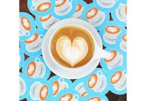 угостить автора кофе