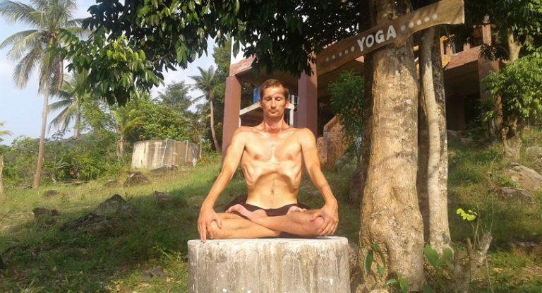 Махабандха с точки зрения висцерального массажа