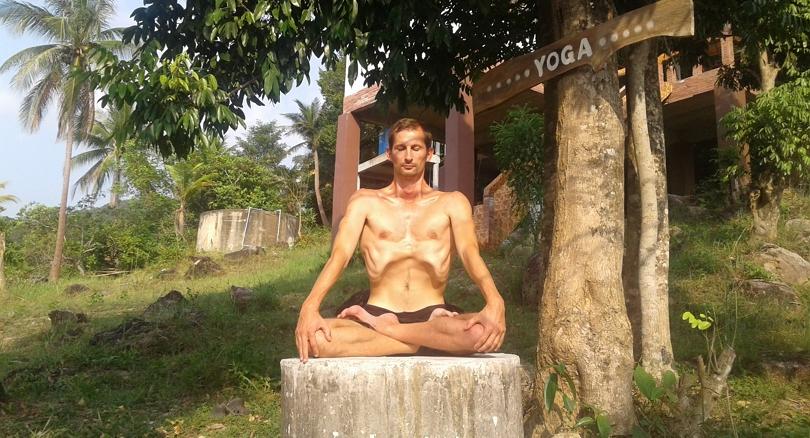 Махабандха и висцеральный массаж