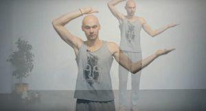Танец Шивы — асимметричные движения
