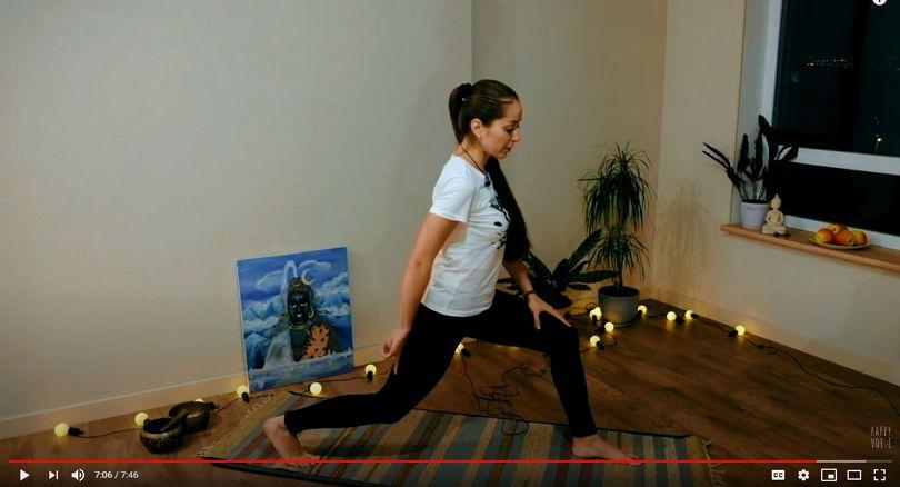 6 распространенных ошибок при выполнении асан йоги